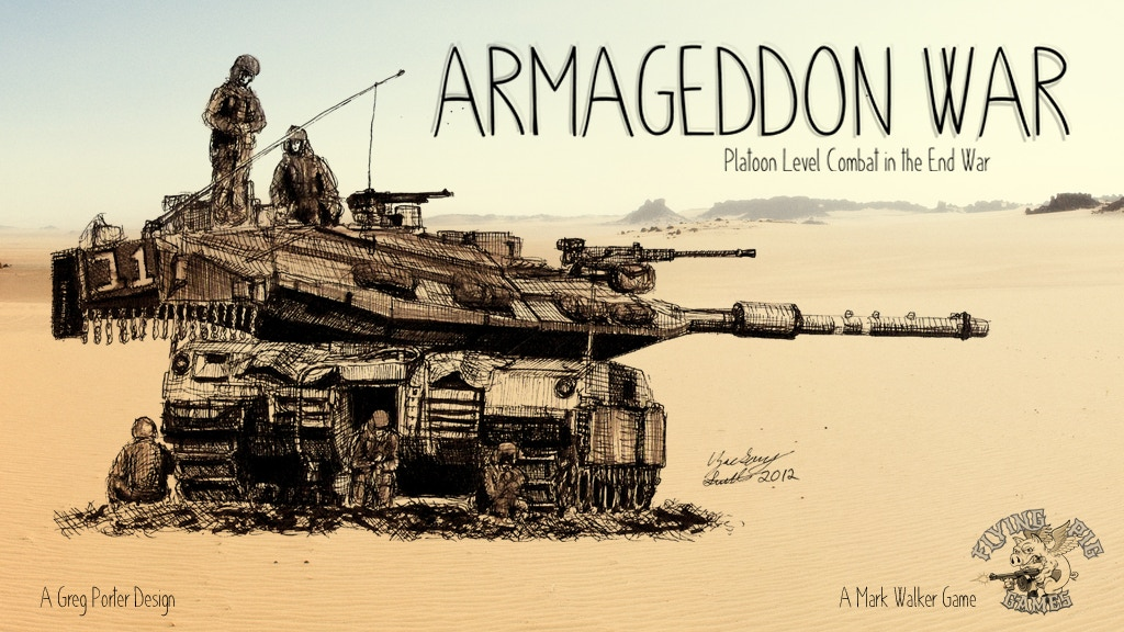 Armageddon War: Armored Combat in the End War project video thumbnail