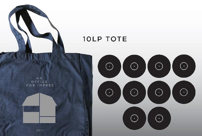 10 LP Tote
