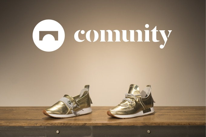 The Mateo and Your Turn in Premium Gold Leather