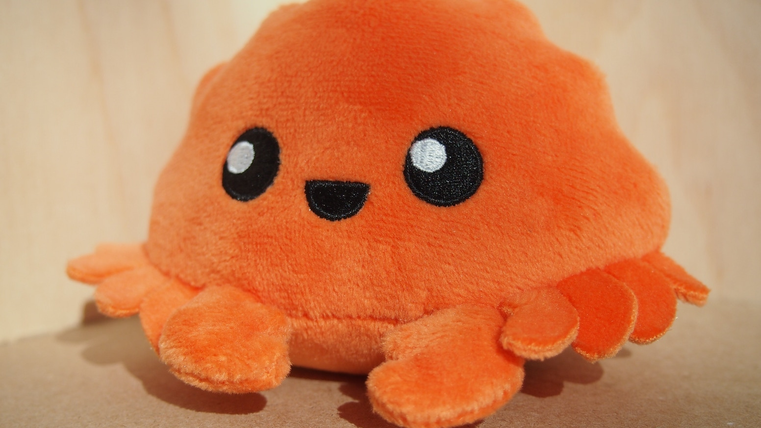 Ferris the Rustacean is the Rust programming language's unofficial, CC0 mascot. Now you can get a soft toy Ferris of your own!Currently for sale at https://devswag.com/products/rust-ferris, or click the button below.