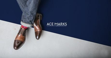 38e7bf6cb0f Handcrafted Dress Shoes Reinvented for the Modern Gentleman by Ace ...