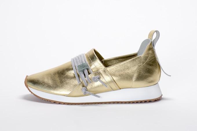 The Mateo in Premium Gold