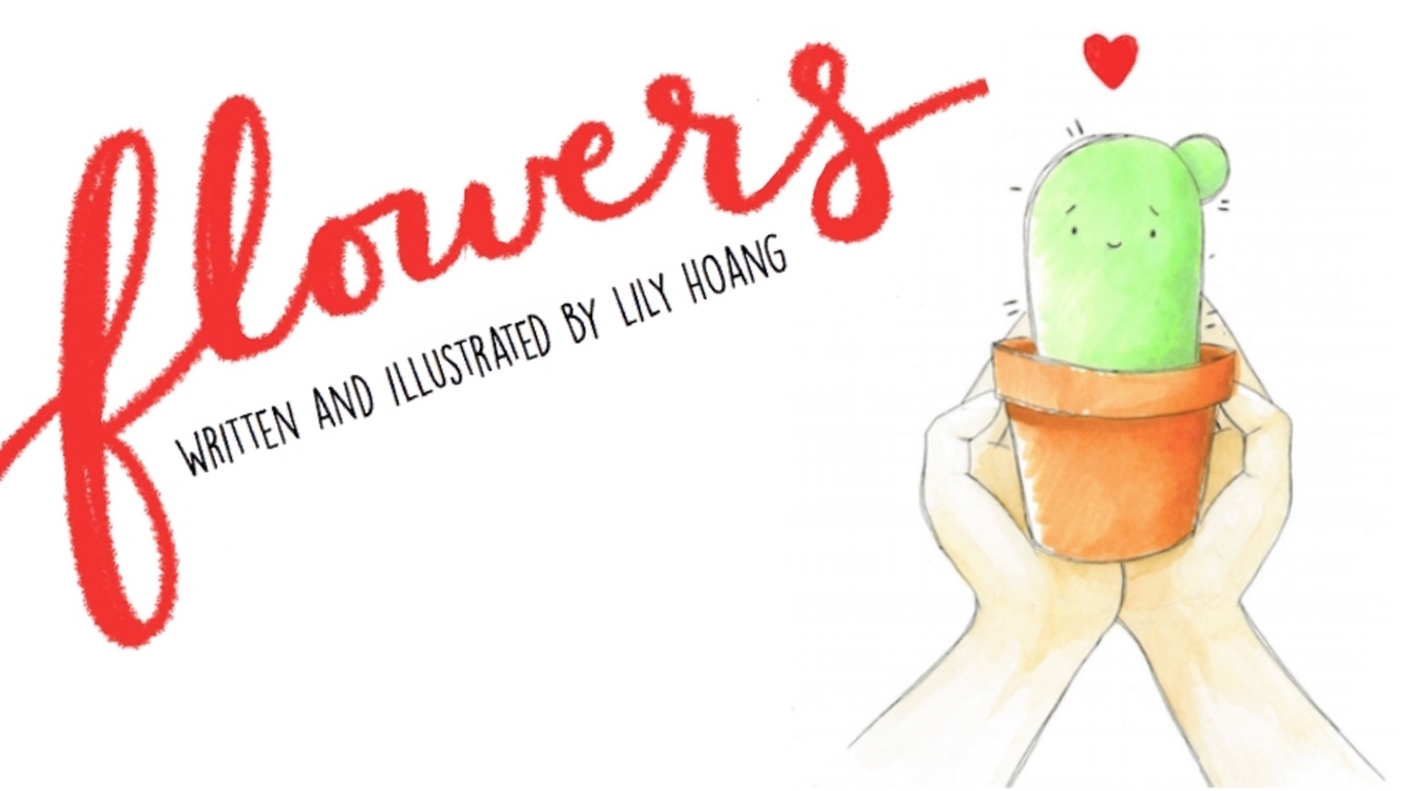 Flowers By Lily Hoang Kickstarter