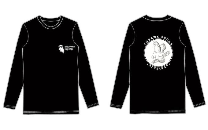 Exclusive Squawk Squad t-shirt