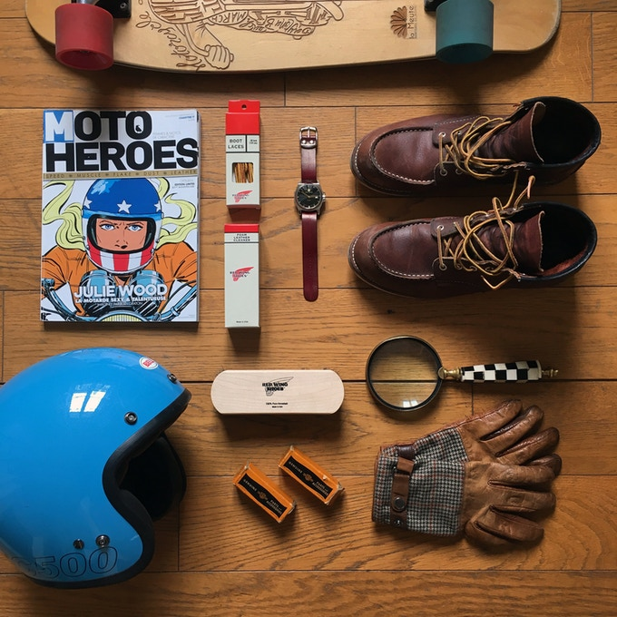 The Essentials - Motorcyclist inspiration