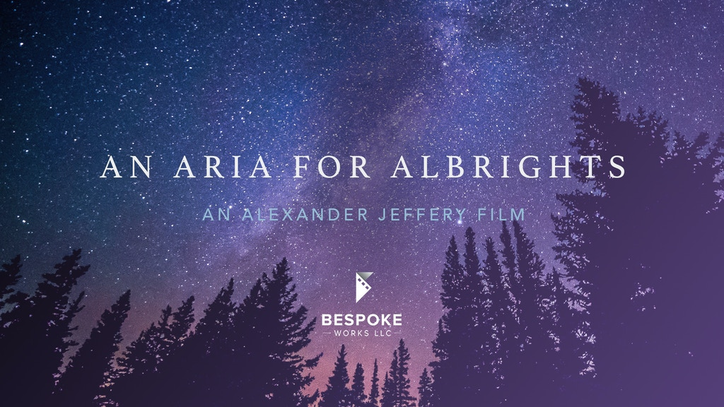 An Aria for Albrights project video thumbnail