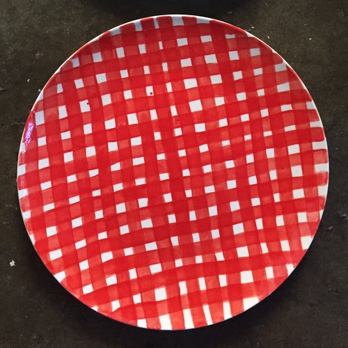 Alicia McCarthy Plate 2