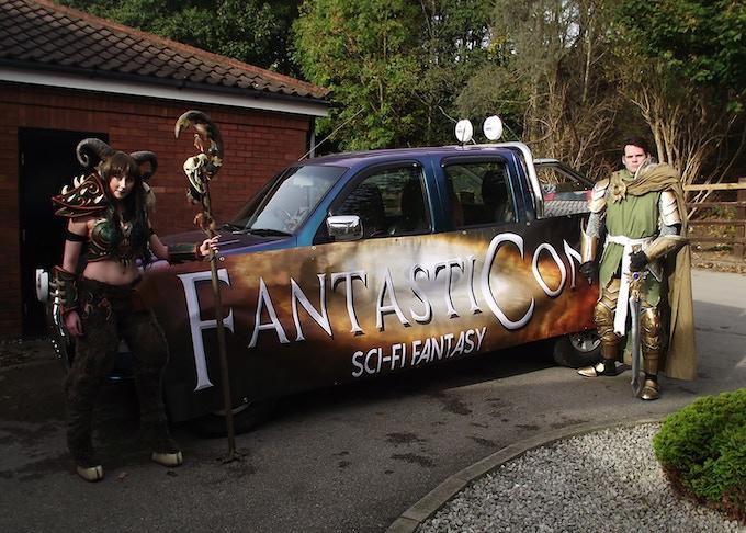 FantastiCon 2017: Fantasy & SciFi in the UK City of Culture