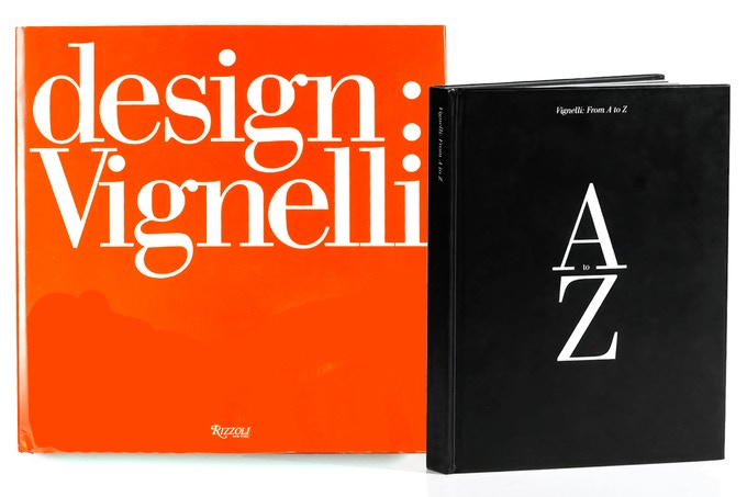 Design:Vignelli and Vignelli: From A to Z