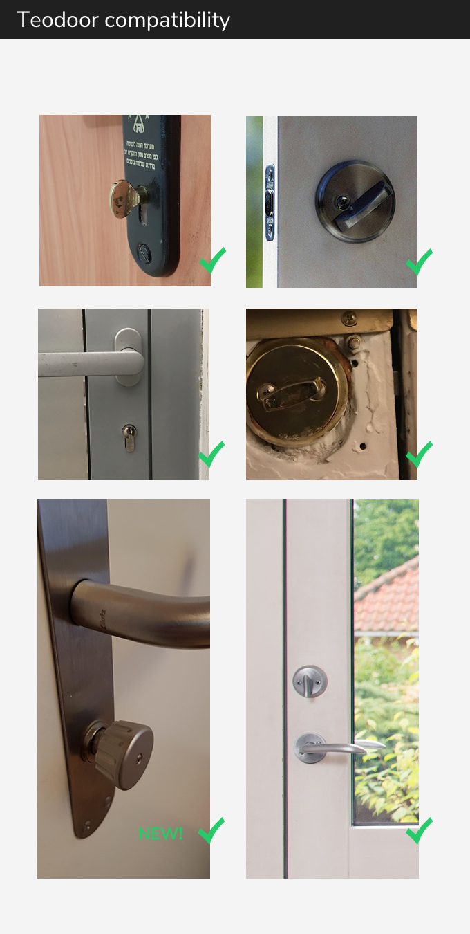 You Can Still Use Your Key Door Retains Its Prime Function But Now Have Tons Of Options To Go Along