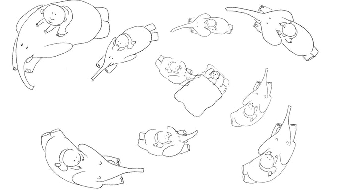 Buddha Doodles Animated Short Film by Molly Hahn —Kickstarter