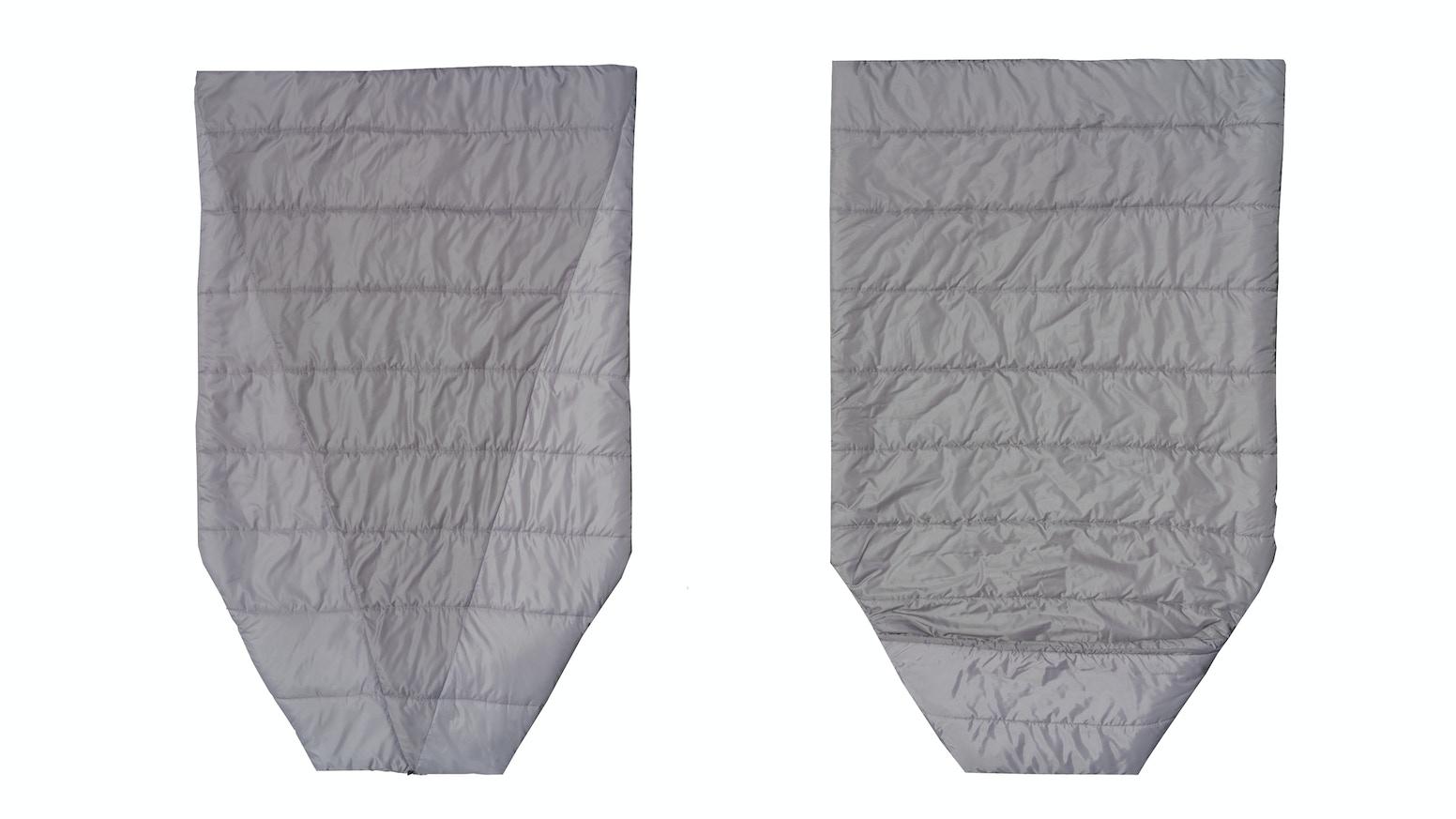 Adventure Top Quilt The Sleeping Un Bag Hammock Top Quilt By Go