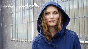 Mia Melon Weatherproof Style - New Extended Sizing