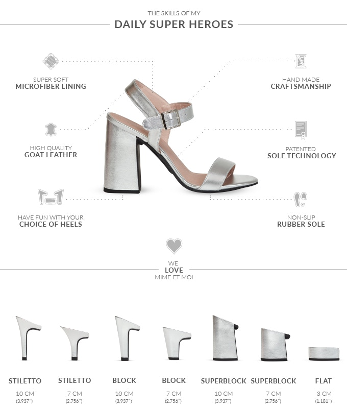 74054ec12e42 Shoes transform from flats to high heels in seconds by Mime et moi ...
