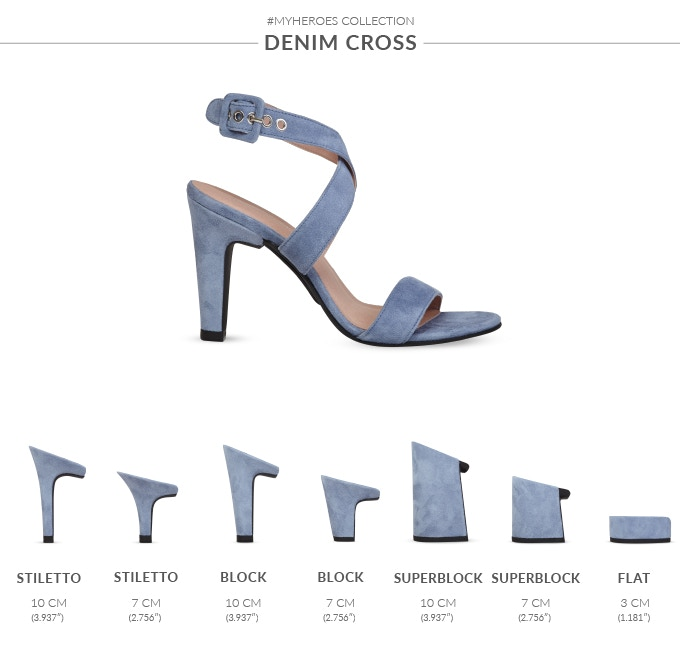 6e2f1992bb6 Shoes transform from flats to high heels in seconds by Mime et moi ...