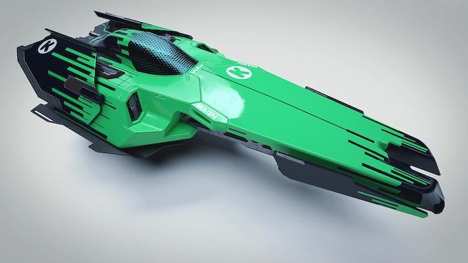 Kickstarter Skin