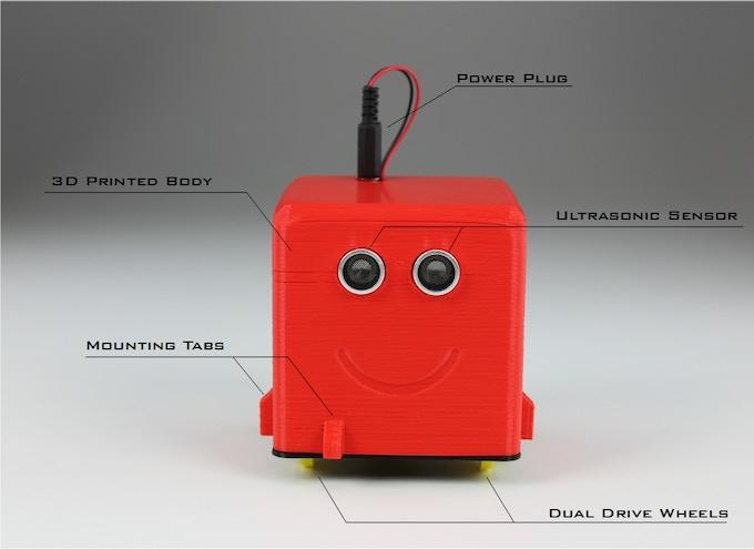 The LittleBot Basic