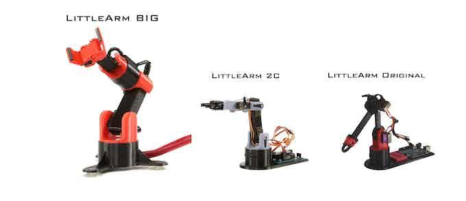 LittleBot's Older Brothers
