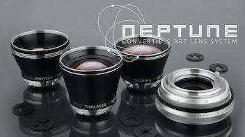 The Neptune Convertible Art Lens System