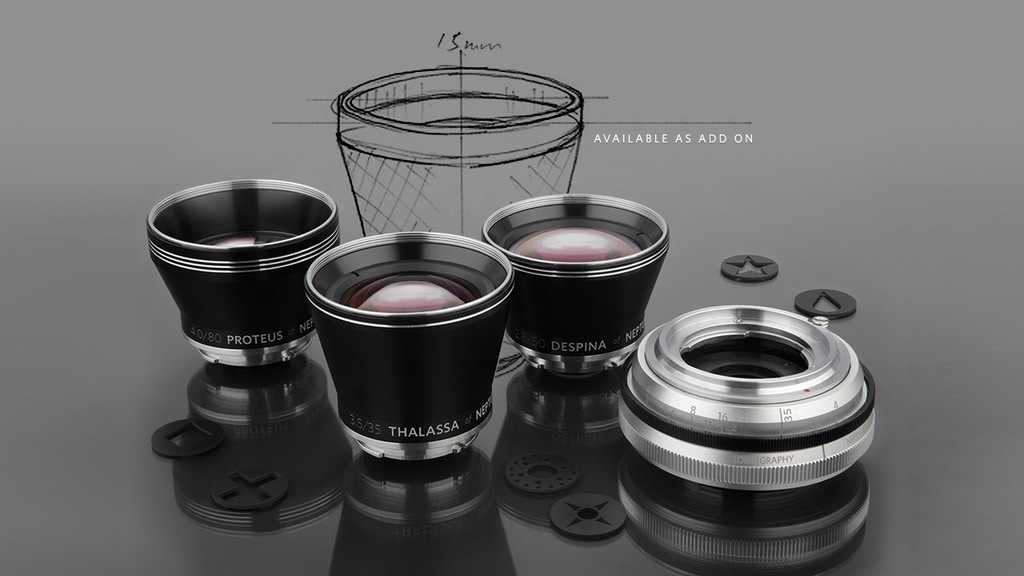 The Neptune Convertible Art Lens System project video thumbnail