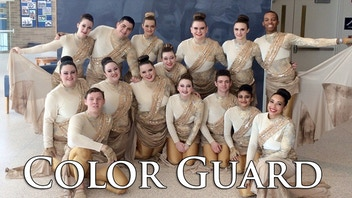 Color Guard - A Documentary (in post)