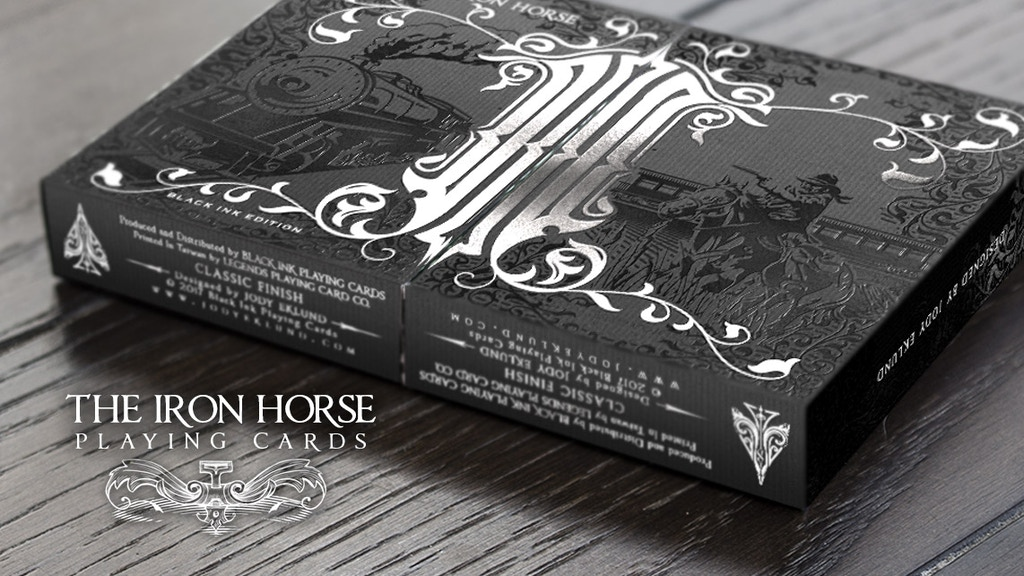The Iron Horse Playing Cards project video thumbnail