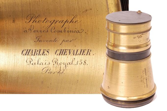 Chevalier's Photographe à Verres Combinés, www.antiq-photo.com - Sébastien Lemagnen