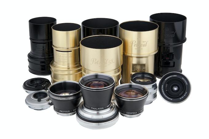 Our range of Art Lenses