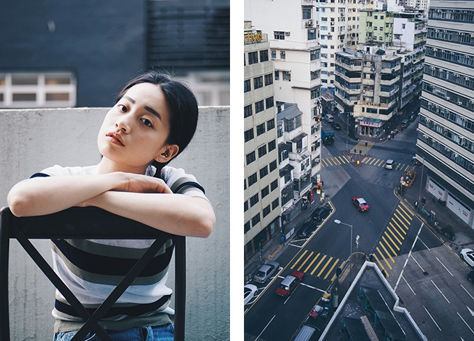 Issa Ng, Model: Kitman Kan, Hong Kong – 80mm (left) and Harimao Lee, Hong Kong – 50mm (right)