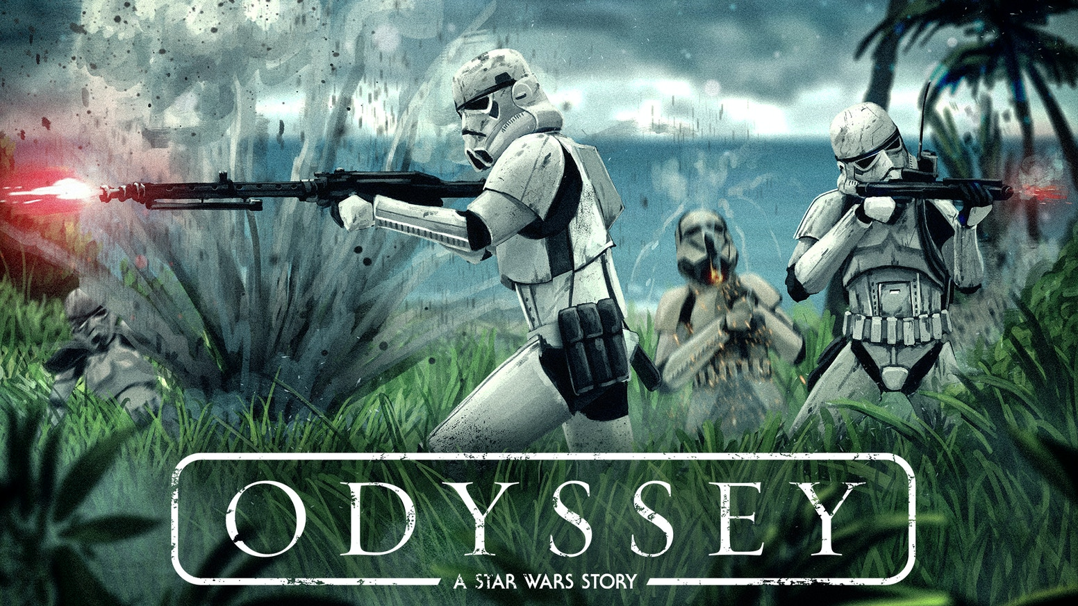 A team of film students in Georgia is raising money for Odyssey; A fan film about a rebel recon mission gone horribly wrong.