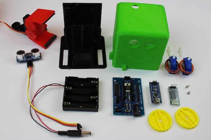 The LittleBot Plus Kit