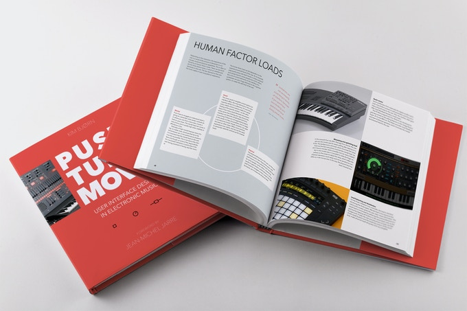 Push turn move the book about electronic music for Acid electronic music