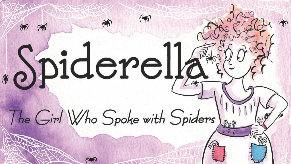 Spiderella: The Girl Who Spoke with Spiders project video thumbnail