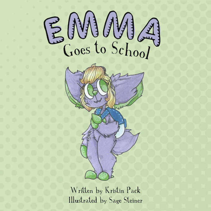 Emma Goes to School is available in Softcover, Hardcover, and ePub formats.