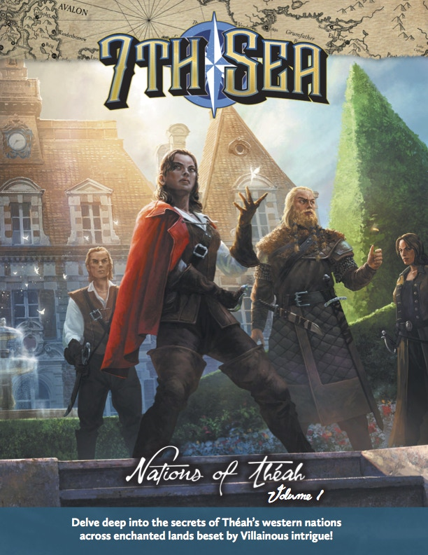 Nations of Théah: Volume 1