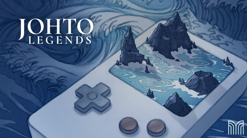 Johto Legends: Music from Pokémon Gold and Pokémon Silver project video thumbnail