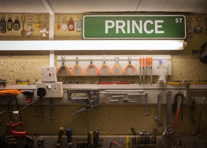 Prince by Huw Alden Davies