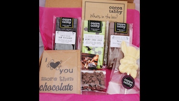 Handmade Gourmet Chocolate Subscription Boxes