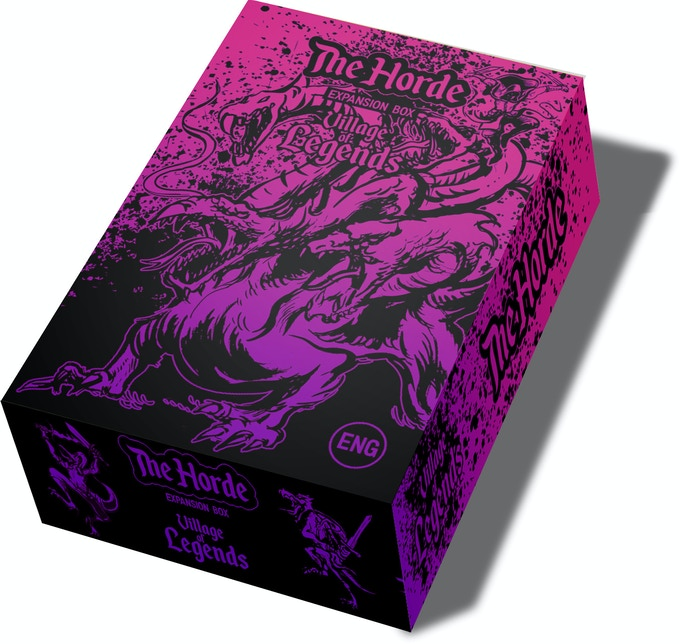 The Horde - Expansion Box