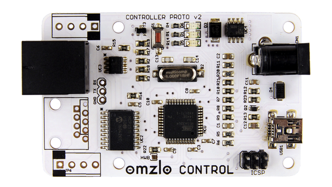 The Omzlo USB controller