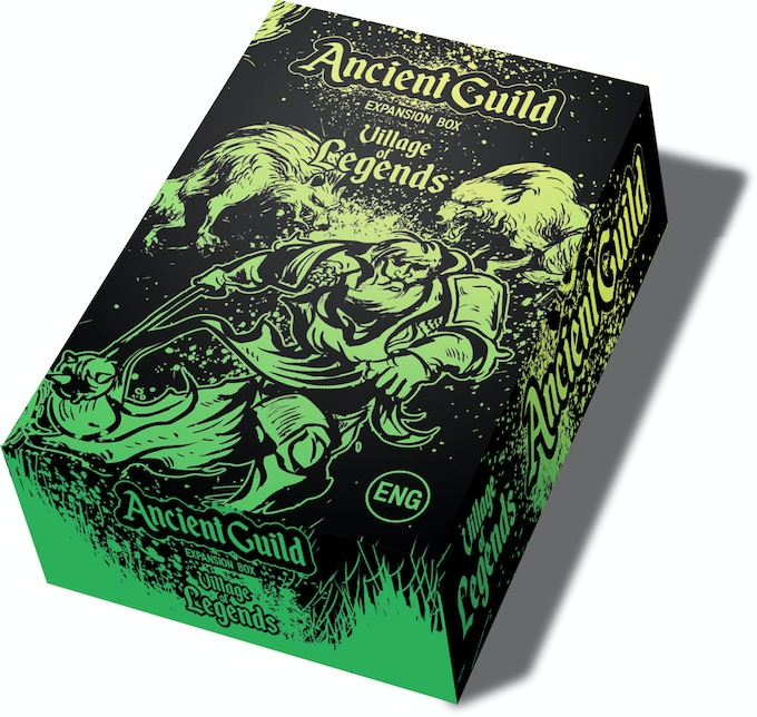 Ancient Guild - expansion box