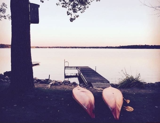 Score a Northwoods Weekend Escape at the $1000 backer level