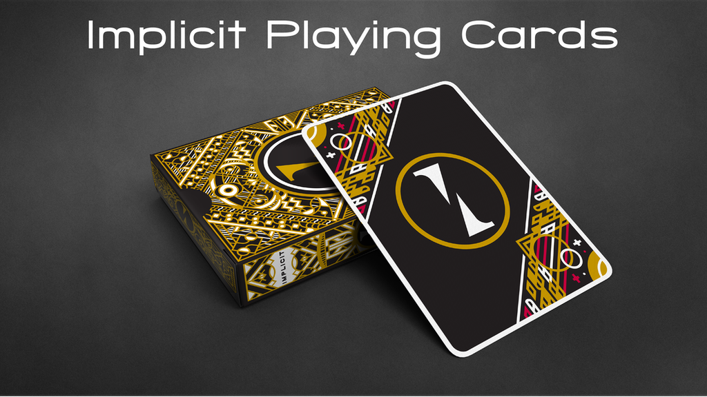 Implicit Playing Cards project video thumbnail
