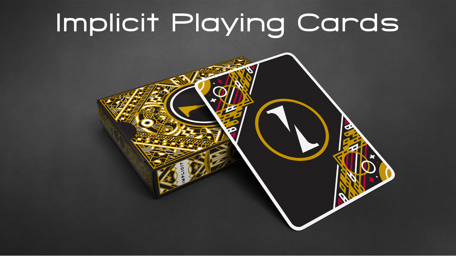 Custom designed playing cards built with the modern magician and cardist in mind.
