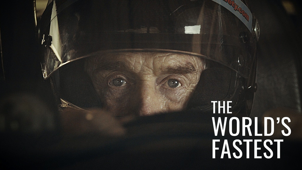 The World's Fastest - how to stay young forever project video thumbnail