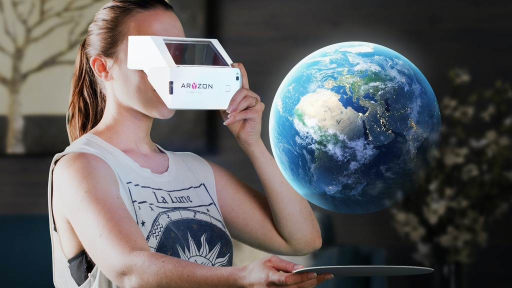 Aryzon - 3D Augmented Reality for Every Smartphone project video thumbnail