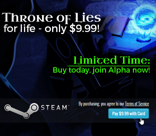 Throne of Lies ♔ The Online Game of Deceit (PC/Steam) by Imperium42