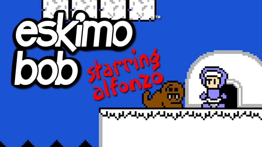 Eskimo Bob for the NES project video thumbnail