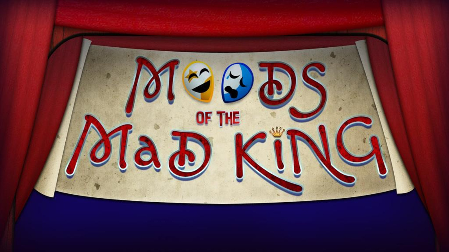A 15 minute game for 2 to 4 players. Can you prevent the Mad King from chopping off your head by writing or stealing the best play?