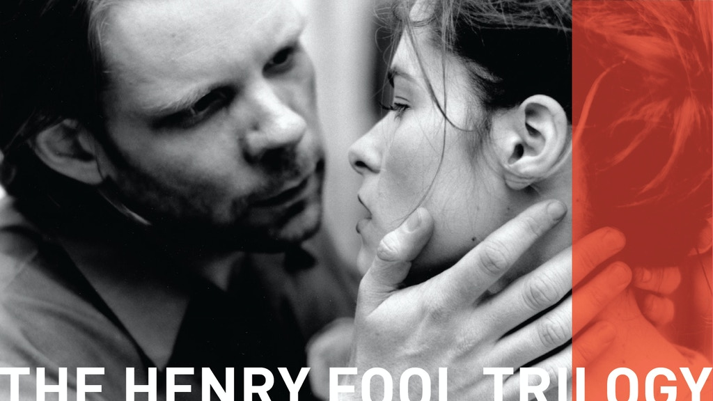 Kickstarter Gold: HENRY FOOL Trilogy Boxed-Set project video thumbnail